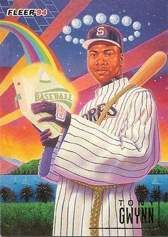 Tony Gwynn could eventually be a baseball God.