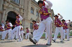 Sea parte de la celebración del Carnaval Internacional de Tacna en Perú que promueve el arte y la cultura