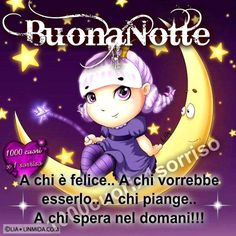 98 Best Sogni D Oro Images Italian Greetings Good Night Good