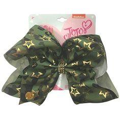 Jojo camouflage bow