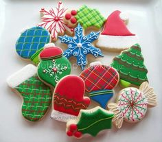 ButtercupCookie:  Last cookie set for Christmas 2014.  Beautiful!