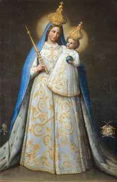 Mary Of Loreto. Nuestra Señora de Loreto. Festividad 10 de diciembre Patrona de Aviación.