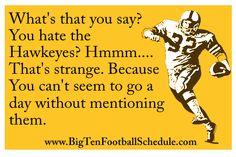 Hmmmm Lol http://www.bigtenfootballschedule.com/iowa_hawkeyes_football_schedule.html