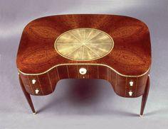 Pollaro Custom Furniture | Museum Quality Handmade. Item AD10