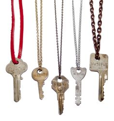 Giving Keys Necklace. Buy these and help employ those transitioning out of homelessness. (Plus, they have a neat pay it forward message.) holiday, key jewelry, season, bracelets, messag, bridesmaid gifts, necklac, classic pendant, actresses