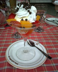 Delicious Exotica Ice Cream :D at Braga Permai, Bandung Indonesia Margarita, Ice Cream, Tableware, Glass, Ice Creamery, Dinnerware, Drinkware, Icecream Craft, Dishes