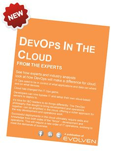 "Hey #TechPros! Download this free eBook called ""DevOps in the Cloud""! #TrueAbility"