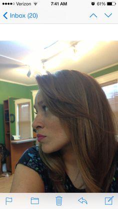 Red Jade selfie!