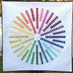 Quilting : Gaggle of Geese - Betteroffthread