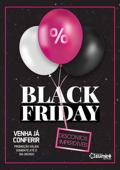 Layout Bexigas - Black Friday Cliente: Sumire Lapa