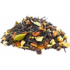 Vanilla Chai Spice • black tea blend (cinnamon, ginger