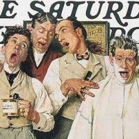 Norman Rockwell Archives Page The Saturday Evening Post