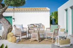 Gartenmöbel online kaufen mömax Outdoor Furniture Sets, Outdoor Decor, Pergola, Outdoor Structures, Patio, Home Decor, Natural Colors, Backyard Patio, Outdoor