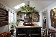 Gorgeous vintage kitchen