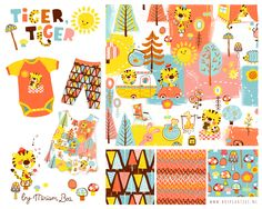 art licensing portfolio layouts - Google Search