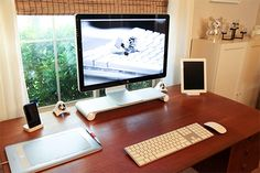 29 Home and Office Workspace for Inspiration | CoalesceIdeas