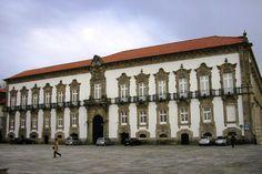 Paço Episcopal (Porto) Fachada do Paço Episcopal do Porto. no Terreiro da Sé.
