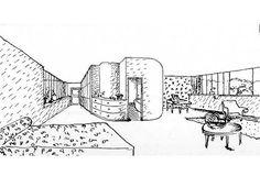 Villa Besnus, primer ensayo construido | TECNNE - Arquitectura y contextos