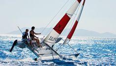 Catamaran Sailing - Hillside Beach Club, Fethiye, Turkey