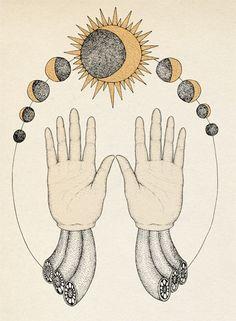 Adoration lunaire