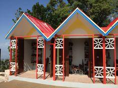 Haiti~Kenscoff Artists Village
