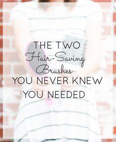 The Two Hair-Saving