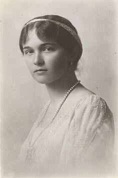 Her Imperial Highness Grand Duchess Olga Nikolaievna of Russia (1895-1918)