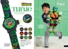 Cowabunga!!  Teenage Mutant Ninja Turtles available at www.youravon.com/conniedunbar