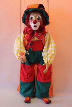 marionette_puppet_marioneta_títere_art doll_ooak_marionettes_puppets_marionetas_stringpuppet_stringpuppets_marionnette_paperclay_paper mache