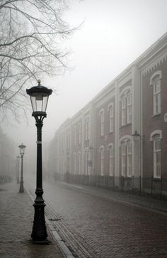 Utrecht in the mist (by jaclesac)