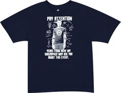 Pay Attention Big Bang Theory Shirt