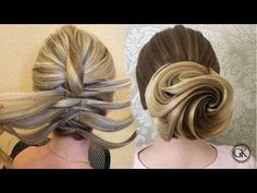 ❀ New Hairstyles ♛ Hairstyles Tutorials Compilation 2017 - YouTube