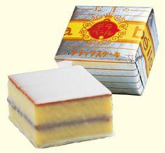 デラックスケーキ 1個 ¥189 (鈴屋)