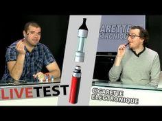 Cigarette électronique - LiveTest #4