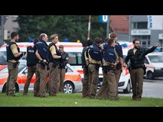 LIVE COVERAGE: Shooting rampage in Munich, multiple deaths reported, gunmen at large - YouTube