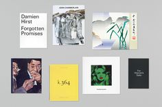 Gagosian Gallery — Catalogues No 2012: Graphic Thought Facility