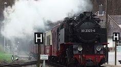 eisenbahnromantik dampflok - YouTube