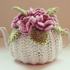 My new tea cosies! by Tafferty Designs