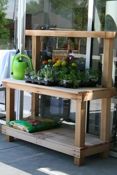 Horticultural therapy activities in the garden
