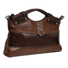 4e6e832e5eeb Rina Rich Ee mon Handbag Medium Brown Rina Rich