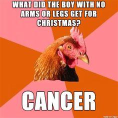 Anti-Joke Chicken: Holiday Special #chickencoophumor #raisingchickenshumor