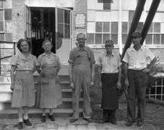[Revolution Mill Workers] :: Textiles, Teachers, and Troops - Greensboro 1880-1945