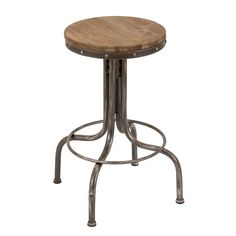 Love industrial-style stools