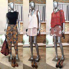 Esquadrão da Moda Brasil Spring Fashion, Girl Fashion, Womens Fashion, Fashion Trends, Casual Chic, Short Outfits, Summer Outfits, Look 2017, Zara
