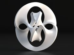 3-D printing - This is a sculpture, it has no function.  I modeled it in Rhinoceros.