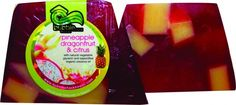 Pineapple Dragonfruit & Citrus - Pineapple Chunk Soaps - CLEANSE - SHOP