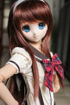Millhie (Dollfie Dream Sister Millhiore) http://orchiddolls.wordpress.com/