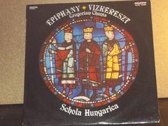 Schola Hungarica Gregorian Chants Vinyl Classical Record Album by RASVINYL on…