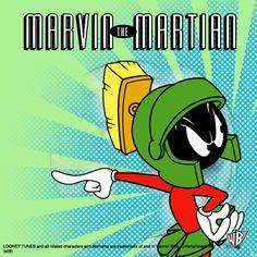 Looney Tunes The Martian, Looney Tunes, Warner Bros, Disney Characters, Fictional Characters, Mars, Fantasy Characters