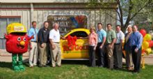 RED GOLD PARTNERING WITH ELWOOD YMCA